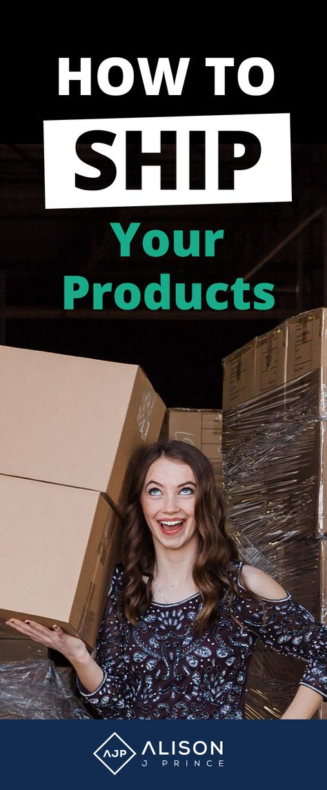 How to Ship Products in Your E-commerce Business