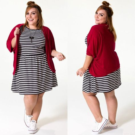 Plus Size | Plus Size Fashion. Revel in your amazing body and look good in the m...