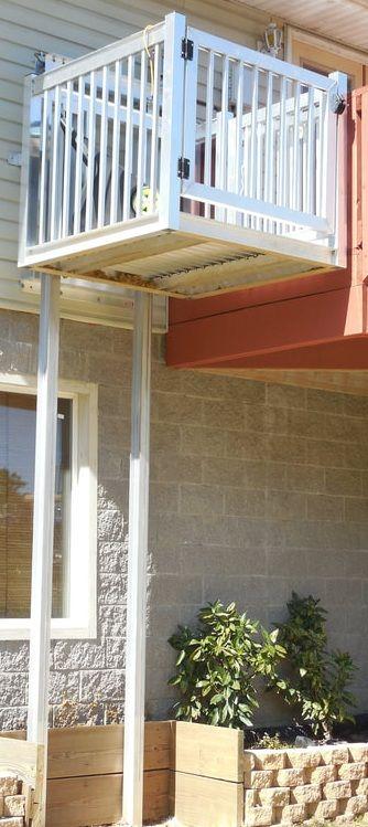 Vergo Home Lift Outdoor Home Lift Handrail Lifts Guardrail Lift Residential Elevators Domestic Elevator Offer House Lift Outdoor Handrail House On Stilts