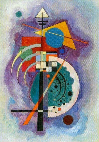 kandinsky wassily hommage a grohmann abstrakte kunst malerei gemalde meer gerhard richter