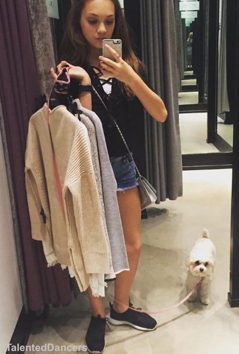 Going shopping with maliboo and Callie. What could be better!-Maddie