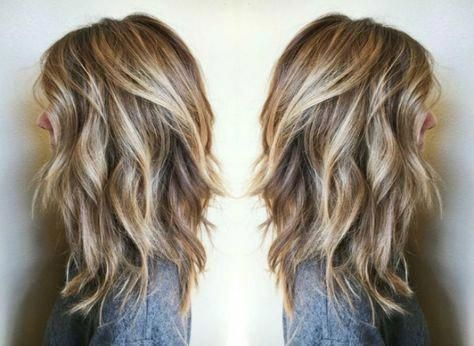 Golden Blonde Balayage Hair Color Ash Blonde Golden Blonde Icy Highlights Beach In 2020 Balayage Frisur Haarfarbe Balayage Blond Balayage