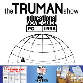 The Truman Show Movie Guide Question Worksheet Google Pg 1998 In 2020 Thi Or That Questions Essay Hsc