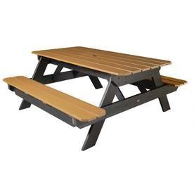 Highwood Hometown Picnic Table Ad Tbl Hi02 Sdl Plastic Picnic