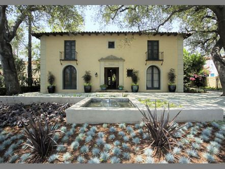 Pasadena CA Wallace Neff House built for Albert Mildred Gates