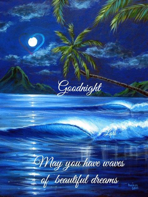Good night and be thankful! #goodnight #palmtrees #waves #beach #swfl #paradise #dreams #nevergiveup #realtor #realestate