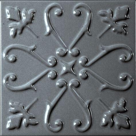 Aparici #Luxury Trend Titanium 20x20 cm #Feinsteinzeug #Marmor - trend fliesen