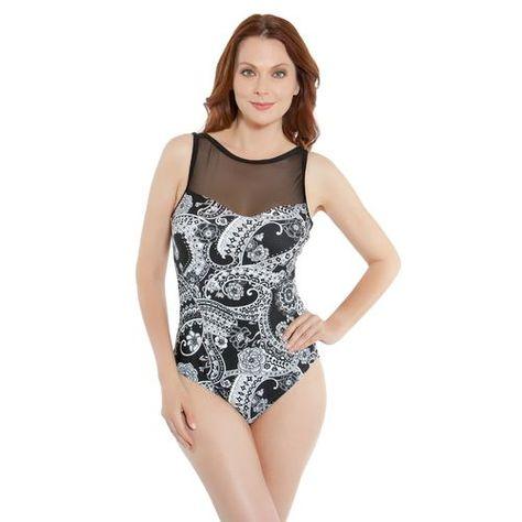 aa77a9ea68 Sweet Escape Women's Sugar N Spice 1-Piece Swimsuit | Academy