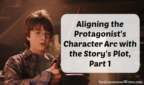 The Character Evolution Files, No. 14: Aligning the Protagonist's Character Arc with the Story's Plot, Part 1