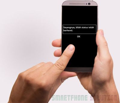 Sayangnya Proses Com Google Process Gapps Telah Berhenti Cara Mengatasi Google Play Terhenti Google Play Terhenti Layanan Google Aplikasi Smartphone Android