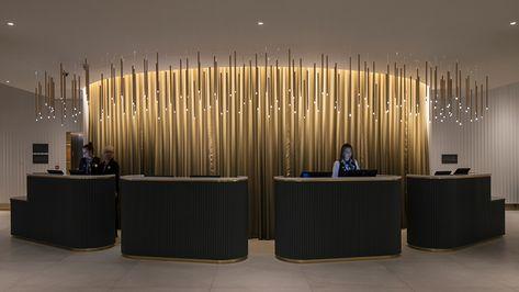 Hard Rock Hotel, London   Nulty   Lighting Design Consultants