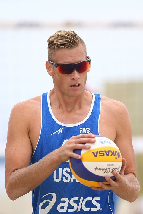 Casey Patterson Photos: ASICS World Series of Beach Volleyball: Day 5