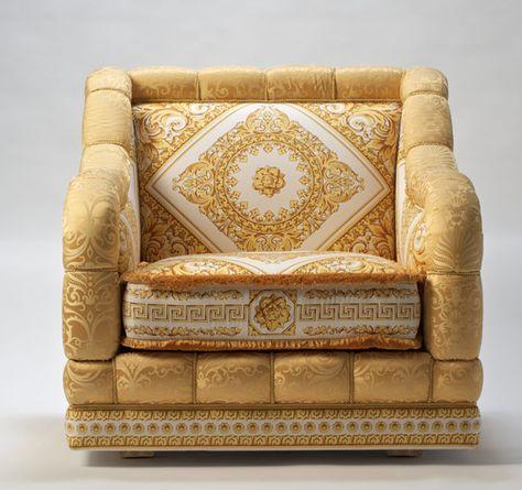 Salone Internazionale Del Mobile Di Milano (Italian Furniture Fair) |  Versace, Living Rooms And Italian Furniture