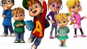 Alvinnn Lands Season Five Broadcasters Alvin The Chipmunks