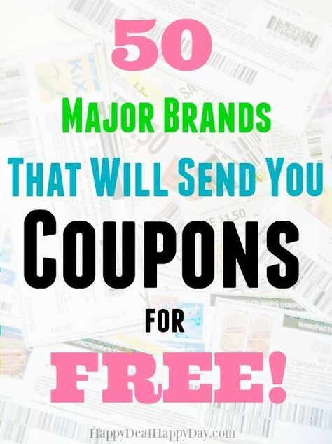 Major Brands That Will Send You Coupons for FREE! Looking to contact companies directly for coupons? Here is an awesome list of where to get started!Looking to contact companies directly for coupons? Here is an awesome list of where to get started! Extreme Couponing, How To Start Couponing, Couponing For Beginners, Couponing 101, Save Money On Groceries, Ways To Save Money, Money Saving Tips, Money Savers, Money Tips