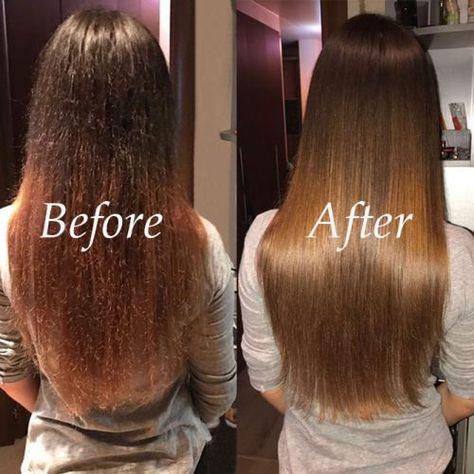 This DIY miracle hair repair will save dry, broken, and damaged ...