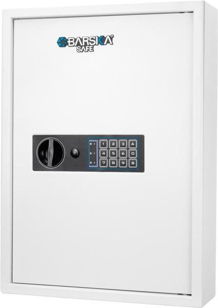 Barska AX13262 100 Key Cabinet Digital Wall Safe | Barska