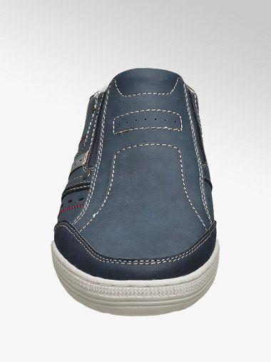 Slipper von Memphis One in blau DEICHMANN | Blau, Schuhe
