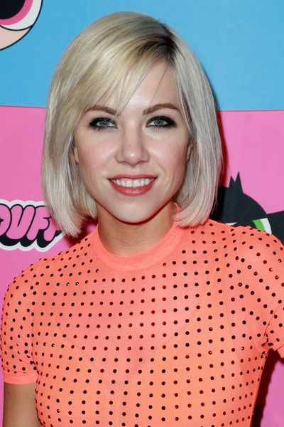 More Pics Of Carly Rae Jepsen Bob Carly Rae Jepsen Carly Short Hair Styles