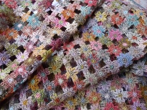 кутаясь в цветы Sophie Digard Design вязание вязание крючком