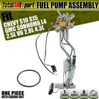 Fuel Pump And Hanger Assembly 20 Gallons Tank For Chevrolet S10 Gmc S15 Sonoma In 2020 Gmc Chevrolet Gallon