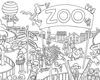 Zoo943582025205 E1535225797688 Ausmalbilder Malvorlagen Tiere Ausmalen