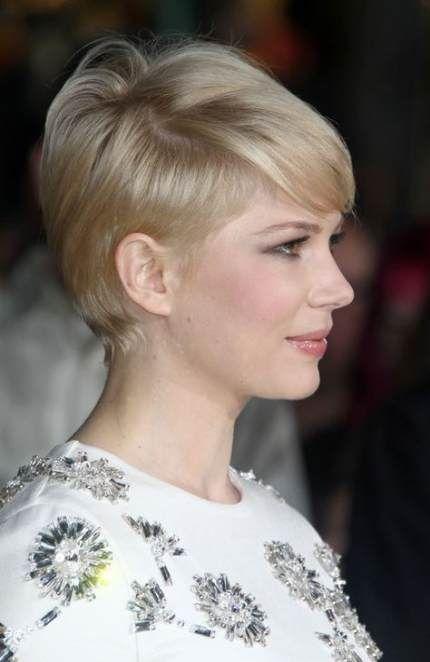 50 Ideas Hair Short Undercut Michelle Williams Hair With Images