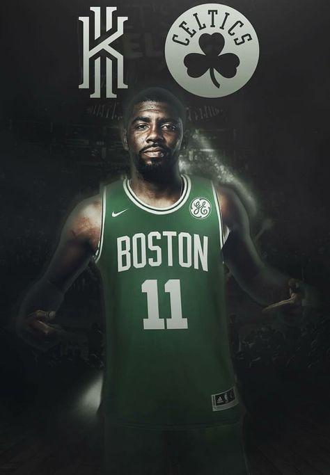 Kyrie Irving in Boston Celtics