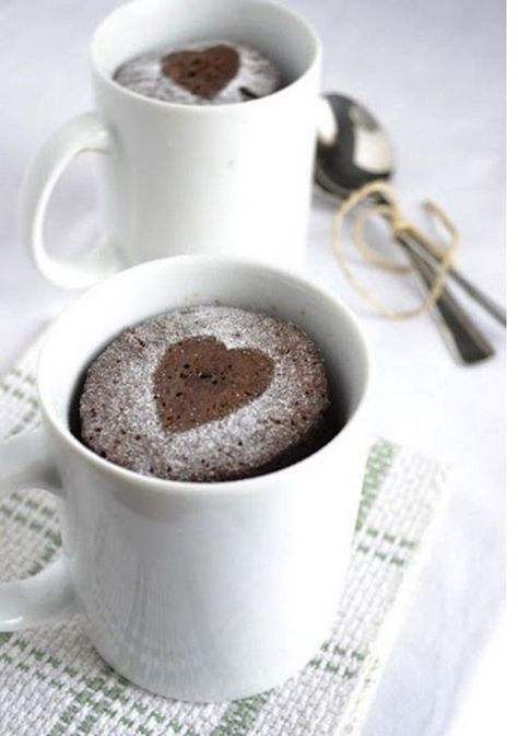 Cupcakes Fáciles De Hacer Para Microondas Tortas Para