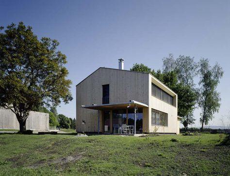 Wohntrends Doppelwohnhaus Sistrans Smallest house and House - minecraft küche bauen