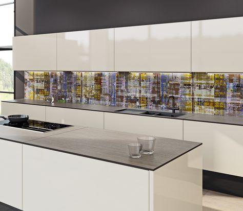 7 best Rückwände und Glasbilder für die Küche images on Pinterest - glasbilder für die küche
