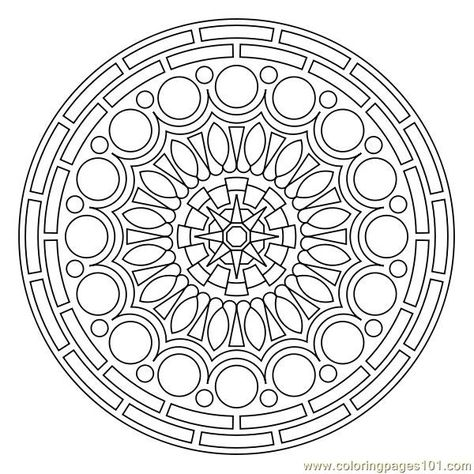 Small circles coloring page - Free Printable Coloring Pages ...