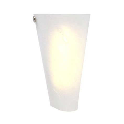 Led Conical Battery Operated Sconce