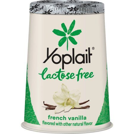 Yoplait Lactose Free Yogurt French Vanilla 6 Oz Cup Walmart Com Lactose Free Yoplait Yogurt Flavors