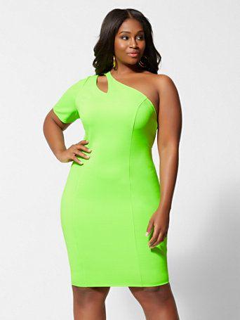 Ember Neon Green Bodycon Dress Fashion To Figure Green Bodycon Dress Fashion To Figure Neon Green Dresses