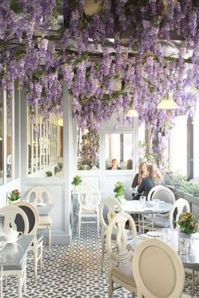 9 Pretty Cafes In London You Have To See These Places In 2020 Outdoor Cafe Coffee Shop Decor Outdoor Restaurant Design