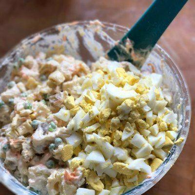 Hawaiian Mac Salad Recipe Potato