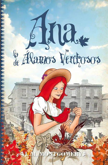 Libros Ana La De Alamos Ventosos 4 L M Montgomery Libros Libro Infantil Libros Gratis
