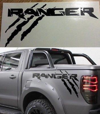 Sponsored Ebay Ford Monster Ranger 4x4 Wildtrak Xlt Limited Decal