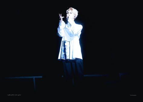 RM / Rap Monster - BTS 방탄소년단 Namjoon 남준 Kim Namjoon 김남준