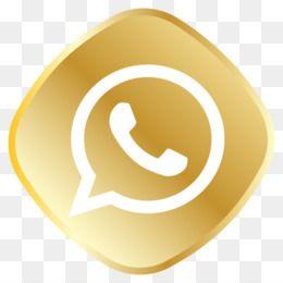 Whatsapp Icon Png Gold Clipart Whatsapp Internet Social Media Icons Vector Logo Design Video Logo Design Tutorial