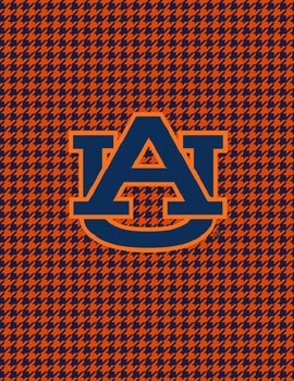 Binder Covers Auburn University Collection Auburn University Binder Covers Auburn