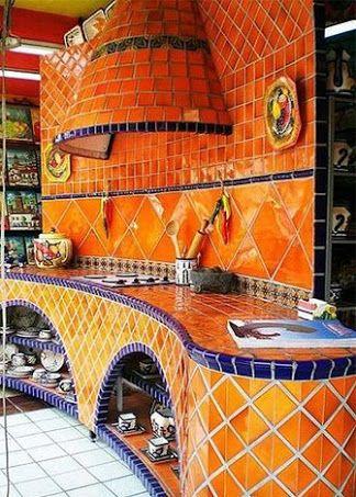 Resultado De Imagen Para Cocina Mexicana Decoracion Cocinas