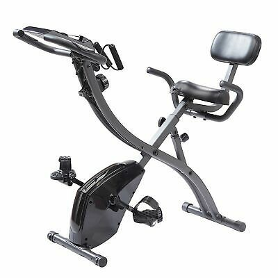 Ad Ebay Action Slim Cycle 2 In 1 Exercise Bike Brand New No