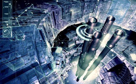 Deep Tech House Hd Wallpaper Tech Image Digital
