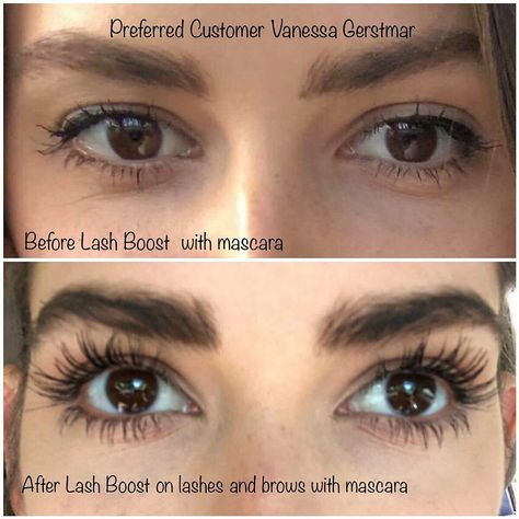 """a3a1695c7b7 Nicole Wagner-Powder Inc on Instagram: """"PSA: THIS STUFF WORKS🙌🏼 Check out  my girl Vanessa's lashes and brows! Holy bananas 🍌 🍌🍌🍌🍌 Get it alone  or ..."""