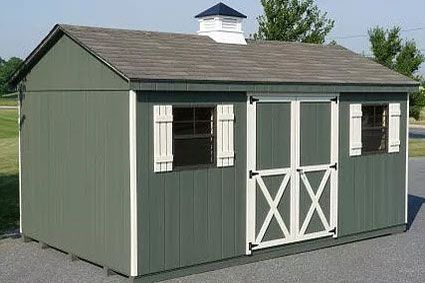 How To Install A Garden Shed Free Building Plans For A 10x10 Shed Building A Shed Small Woodworking Plans Free Building Plans
