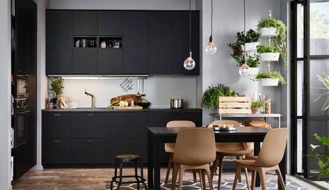 METOD/KUNGSBACKA | Cucina - IKEA | marko in 2019 | Pinterest ...