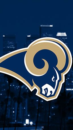 Los Angeles Rams Mobile City Team Logo Wallpaper Ram Wallpaper Los Angeles Rams La Rams