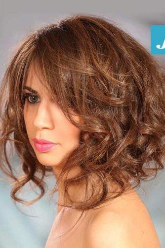 36 Ideas For Medium Length Hairstyles With Bangs Jeweblog Hairstyles With Bangs Hair Styles Medium Length Hair Styles